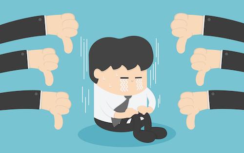 何しても怒られて仕事のミスが怖い人へ。ブラック企業で公開 ...